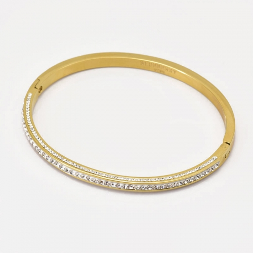 Bransoletka OPEN BANGLE - stal chirurgiczna